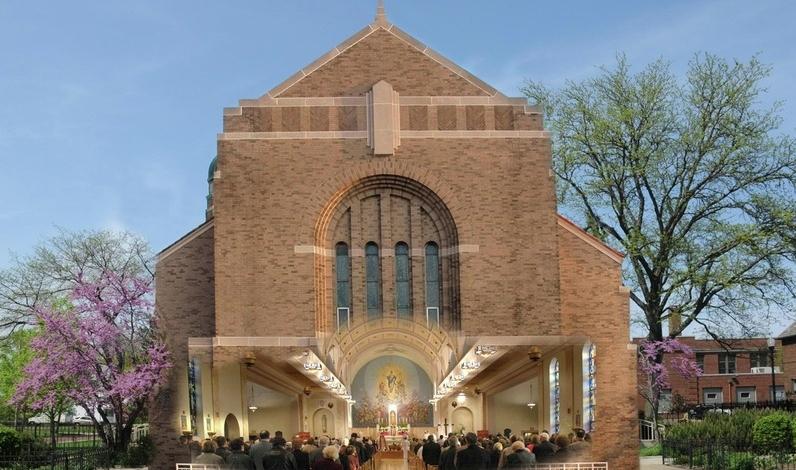 New Year Mass